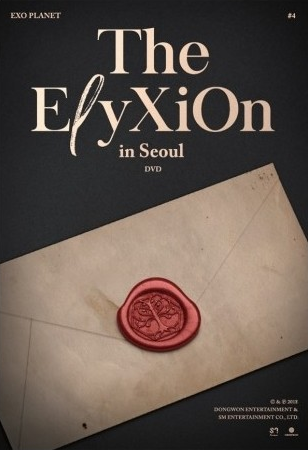 EXO PALNET 4 The ElyXiOn In Seoul (2DVD)