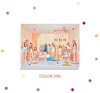 IZ*ONE Mini Album Vol.1 - COLOR*IZ (Color  Ver.)