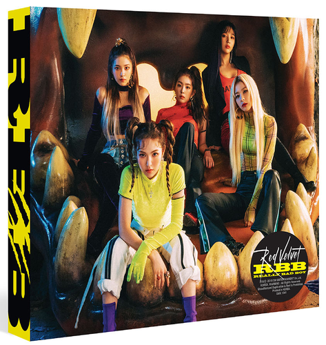 RED VELVET Mini Album Vol.5 - RBB(Random ver)+Poster in Tubo