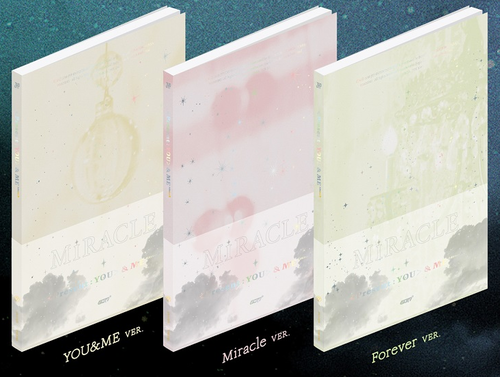 GOT7 Repackage Album Vol.3 - [Present : YOU] &ME Edition (Miracle Ver.)
