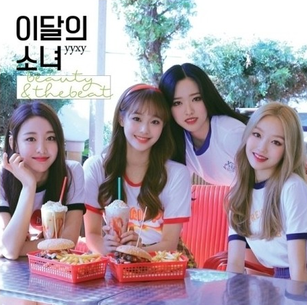 LOONA(이달의 소녀) YYXY - Beauty And Thebeat