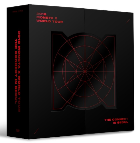MONSTA X 2018 World Tour - The Connect in SEOUL - DVD