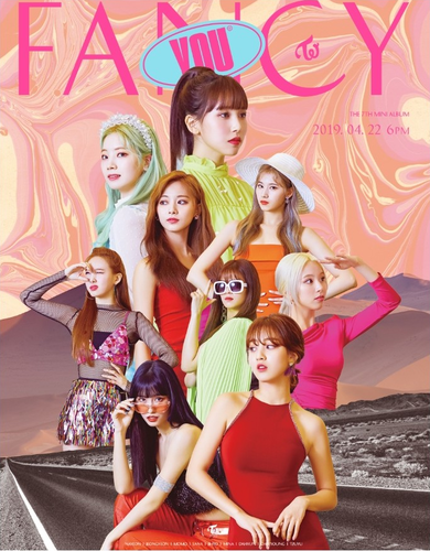 TWICE Mini Album Vol.7 - FANCY YOU (B Ver)