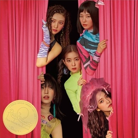 RED VELVET Mini Album Vol.6 - The ReVe Festival Day 1 (Guide Book Ver.)