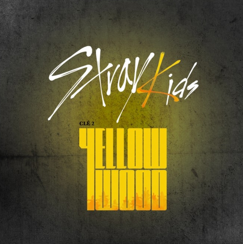 Stray Kids - Cle2 : Yellow Wood (Yellow Wood Ver)