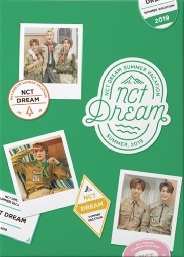 2019 NCT DREAM SUMMER VACATION KIT
