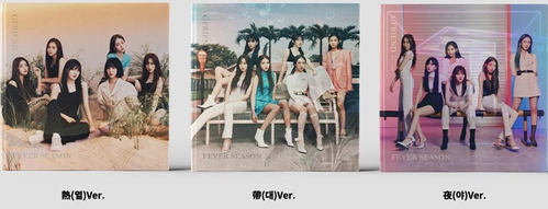 GFRIEND Mini Album Vol.7 - FEVER SEASON (Random Ver).