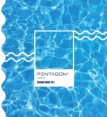 PENTAGON Mini Album Vol.9 - SUM (ME:R)