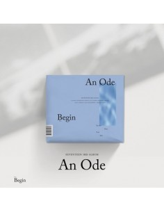 SEVENTEEN 3rd Album - An Ode (Ver.1 / Begin)
