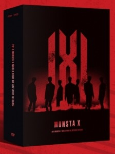 MONSTA X 2019 World Tour - WE ARE HERE in SEOUL (DVD)