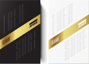 ATEEZ Album Vol.1 - TREASURE EP.FIN : All To Action (Random Ver.)