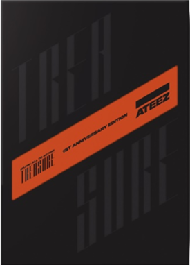 ATEEZ Album Vol.1 - TREASURE EP.FIN : All To Action (1st ANNIVERSARY EDITION Ver.)
