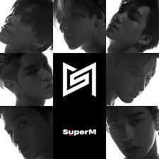 SuperM Mini Album Vol.1 - 'SuperM'(Random ver.)(KOREA VER.)