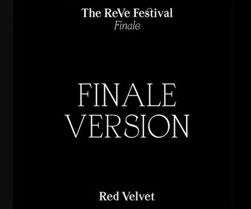 RED VELVET Repackage Album - The ReVe Festival Finale (Finale Ver.)