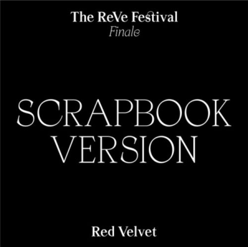 RED VELVET Repackage Album - The ReVe Festival Finale (Scrapbook Ver.)