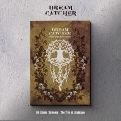 DREAM CATCHER 1st Album - Dystopia : The Tree of Language (E ver.)