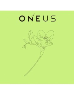 ONEUS 1st Single Album - IN ITS TIME