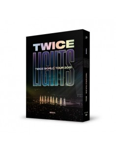 TWICE WORLD TOUR 2019 'TWICELIGHTS' IN SEOUL DVD (2DISC)