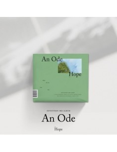 SEVENTEEN 3rd Album - An Ode (Ver.3 / Hope)