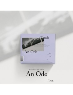 SEVENTEEN 3rd Album - An Ode (Ver.4 / Truth)