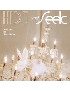 Weki Meki 3rd Mini Album - HIDE and SEEK (SEEK Ver.)