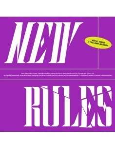 Weki Meki 4th Mini Album - NEW RULES (Break ver.)