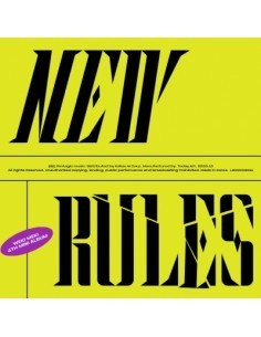 Weki Meki 4th Mini Album - NEW RULES (Take ver.)