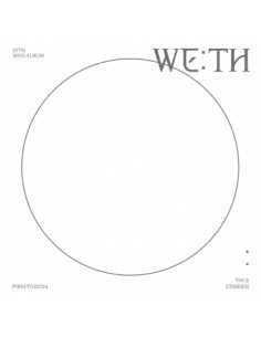 PENTAGON 10th Mini Album - WE:TH (UNSEEN VER.)