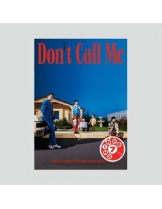 SHINee 7th Album - Don't Call Me (PhotoBook Ver. / FAKE REALITY Cover)