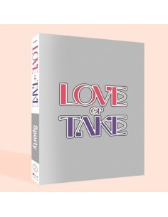 PENTAGON 11th Mini Album - LOVE or TAKE (Sporty Ver.)