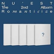 NUEST NU'EST 2nd Album - Romanticize (Set Ver.)