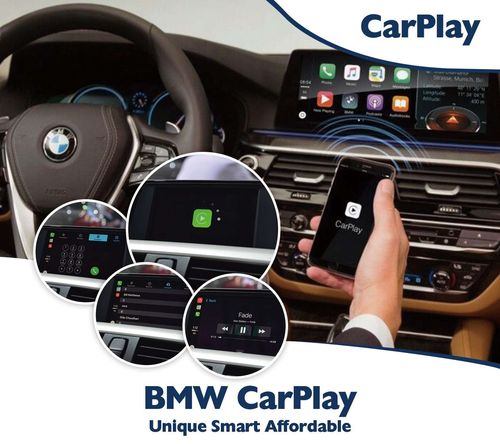 BMW CARPLAY CIC NBT INTERFACE