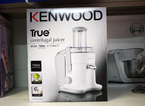 Centrifuga Kenwood True je680 700W