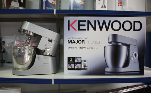 kitchen machine Kenwood major premier kmm770 6.7litre