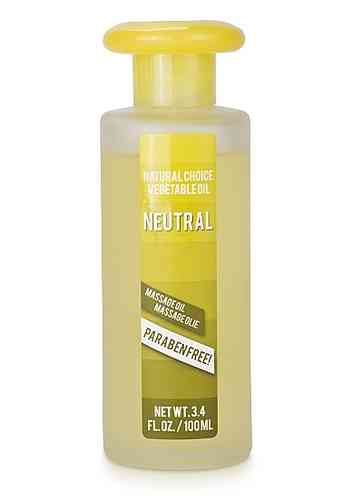 OLIO DA MASSAGGIO NATURAL CHOICE NEUTRO 100 ML