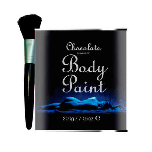 BODY PAINT CHOCOLATE IN BARATTOLO DA 200 GR