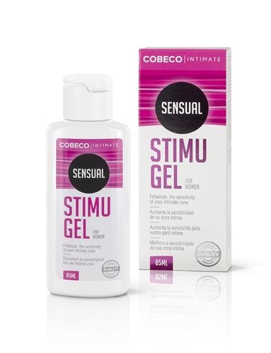 GEL STIMOLANTE DONNA COBECO INTIMATE STIMU 85ML