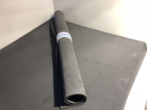 Eva Foam 60 ad high density 100x100 10mm