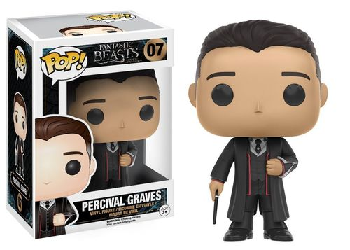 POP Fantastic Beasts - Percival Graves 07