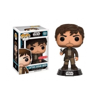 POP Star Wars - Captain Cassian Andor 151