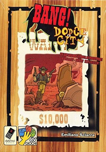 BANG! Dodge City - Nuova Ed.