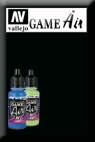 GAME AIR BLACK 72751