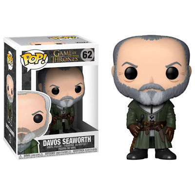 POP Game Of Thrones - Davos Seaworth 62