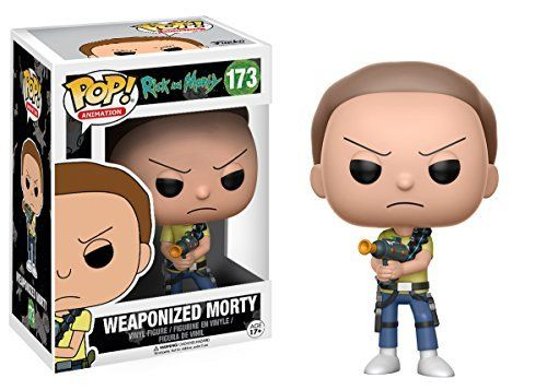 POP Rick And Morty - Weaponized Morty 173