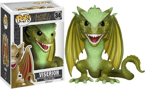 POP Game Of Thrones - Viserion 34