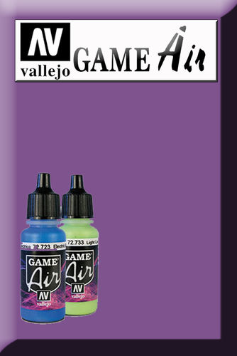 GAME AIR ALIEN PURPLE 72776