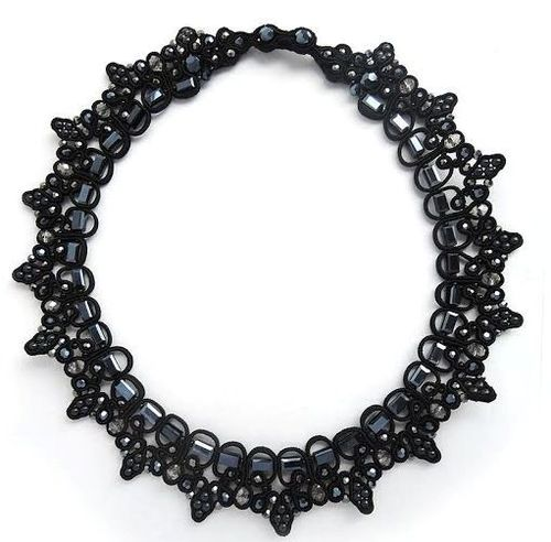 NECKLACE 3189 BLACK