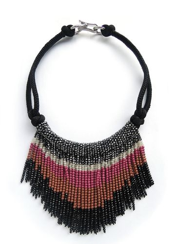 NECKLACE 3184 MULTICOLOUR