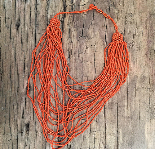 NECKLACE MASAI NYEKUND