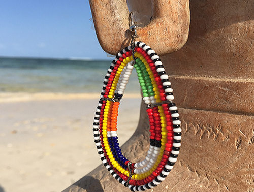 EARRINGS MASAI RANGI NYINGI
